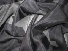 "Black voile  60"" wide"